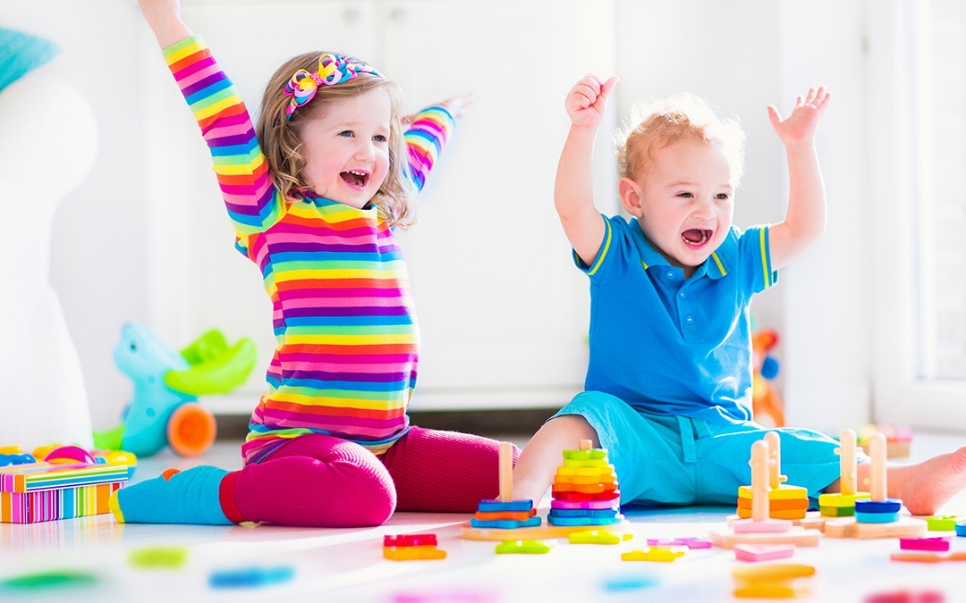 Instilling Positive Behavior in Toddlers