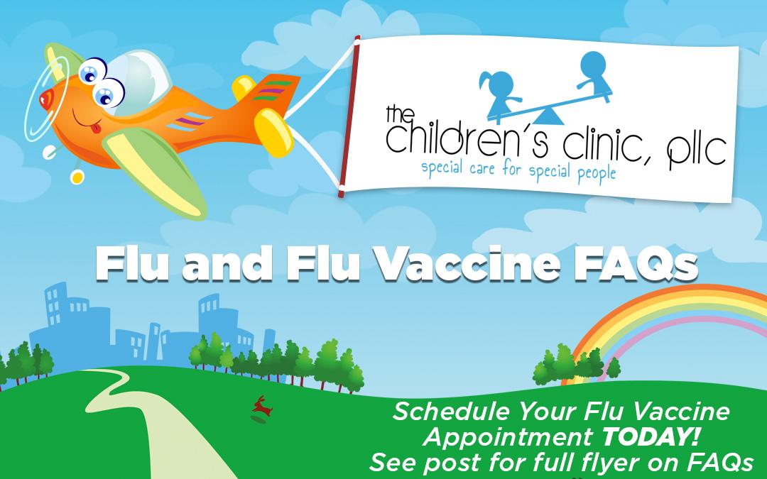Flu & Flu Vaccine FAQs