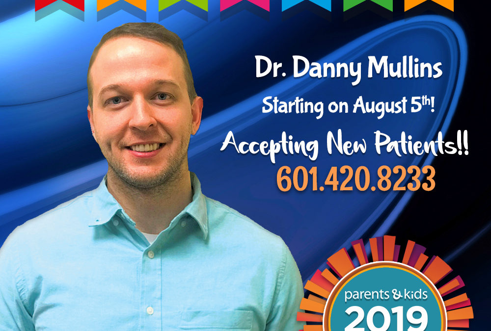 Welcome Dr. Mullins